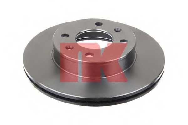Тормозной диск NK 203517 - изображение 1