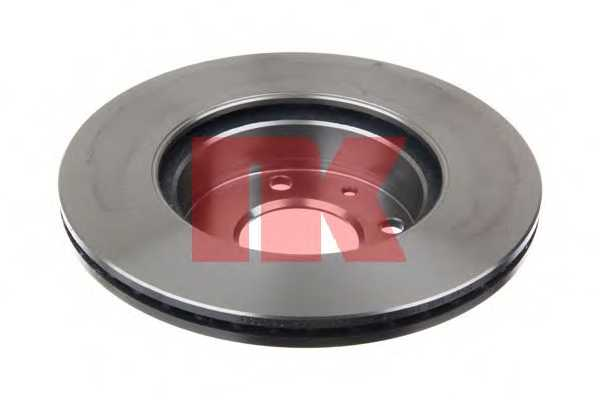 Тормозной диск NK 203517 - изображение