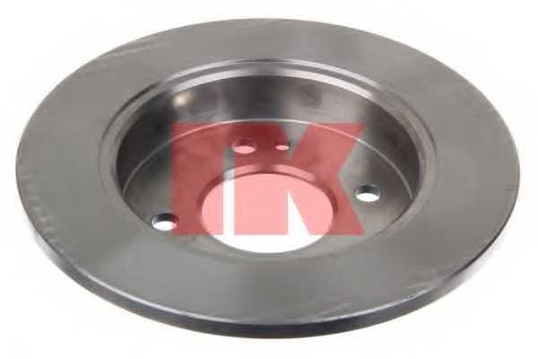 Тормозной диск NK 203518 - изображение 1