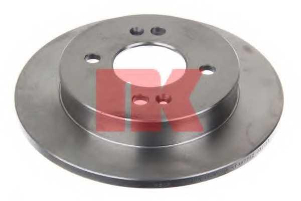 Тормозной диск NK 203518 - изображение