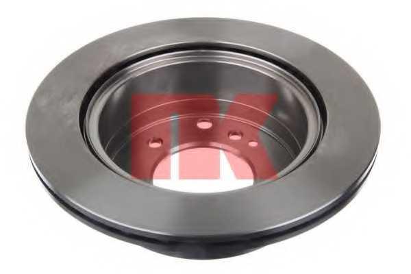 Тормозной диск NK 203520 - изображение 1