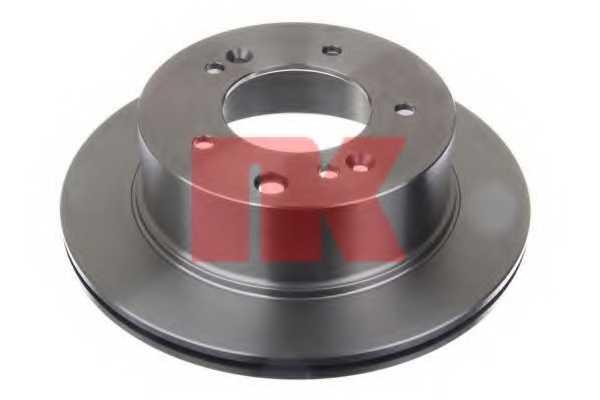 Тормозной диск NK 203520 - изображение