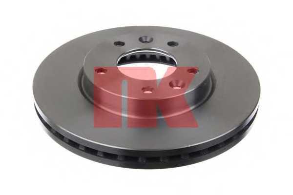 Тормозной диск NK 203522 - изображение 1