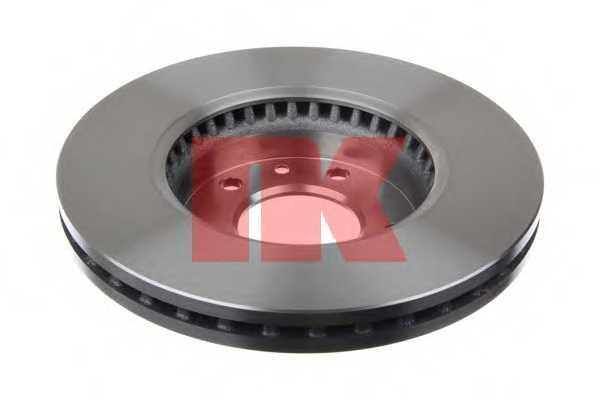 Тормозной диск NK 203522 - изображение