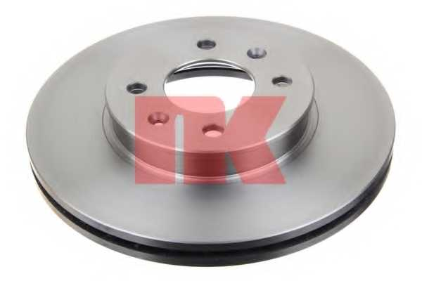 Тормозной диск NK 203523 - изображение 1