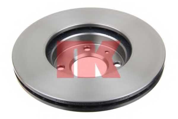 Тормозной диск NK 203523 - изображение