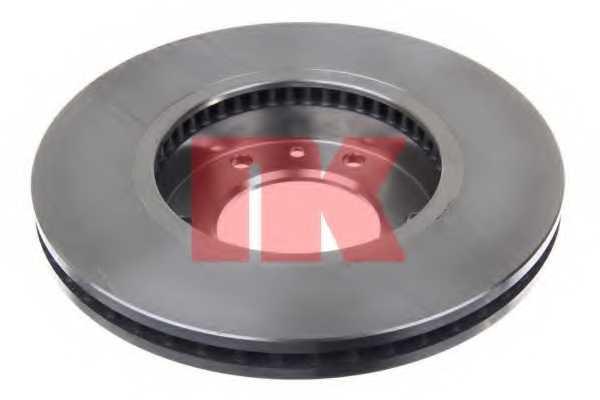 Тормозной диск NK 203524 - изображение 1
