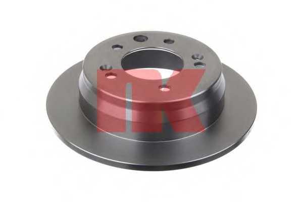 Тормозной диск NK 203527 - изображение 1