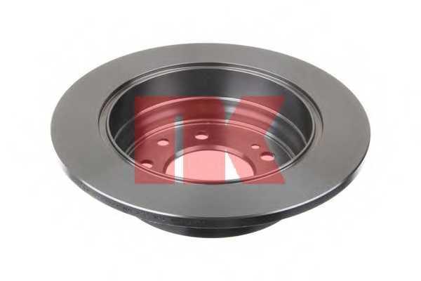 Тормозной диск NK 203527 - изображение