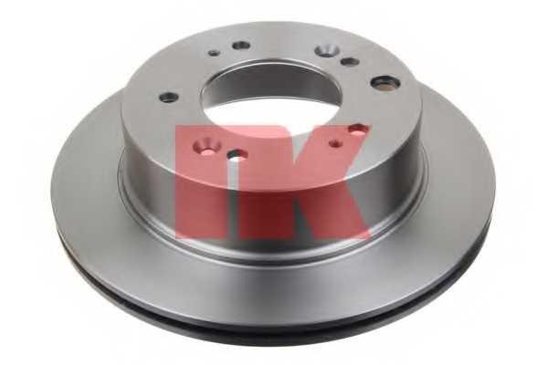 Тормозной диск NK 203530 - изображение 1
