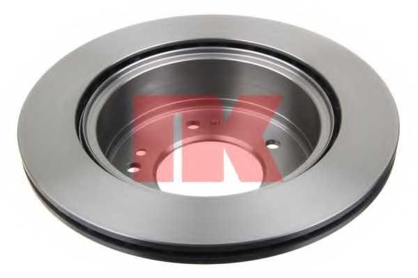 Тормозной диск NK 203530 - изображение