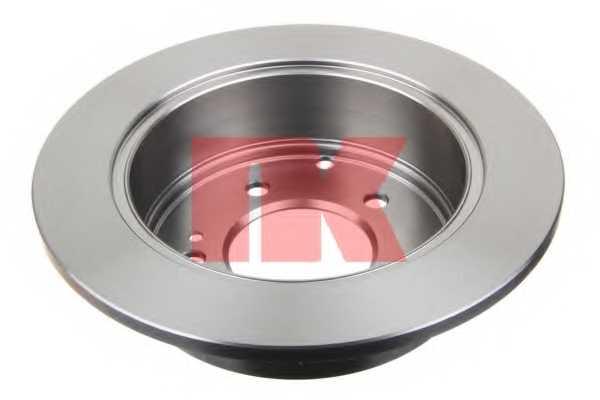 Тормозной диск NK 203531 - изображение 1