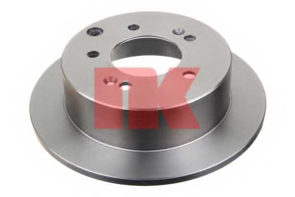 Тормозной диск NK 203531 - изображение