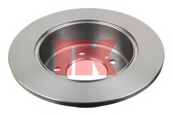 Тормозной диск NK 203532 - изображение 1