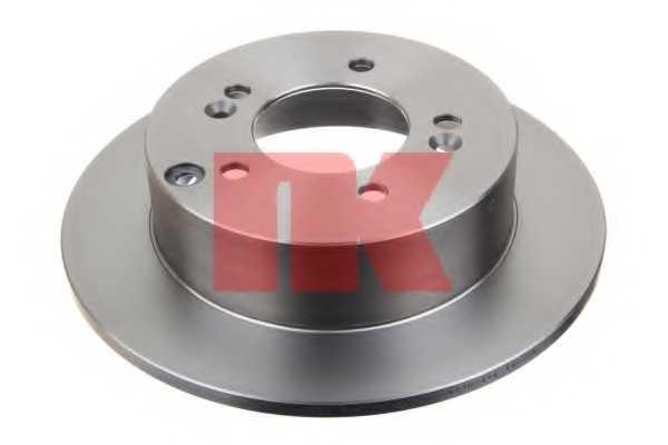 Тормозной диск NK 203532 - изображение