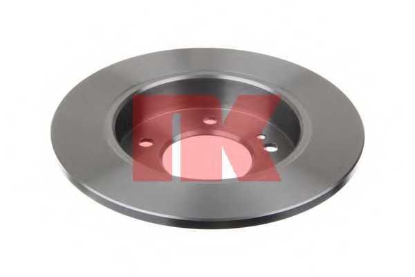 Тормозной диск NK 203533 - изображение 1