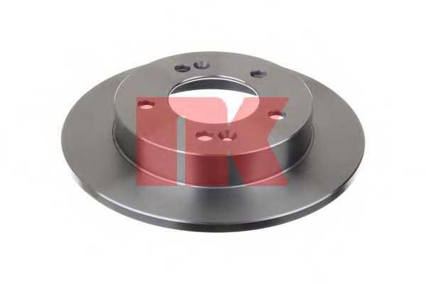 Тормозной диск NK 203533 - изображение