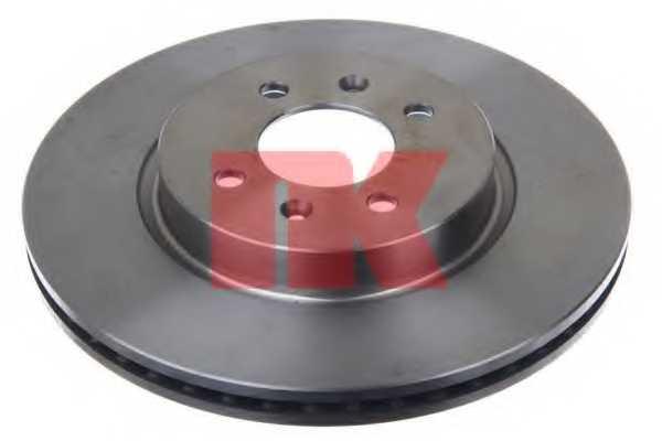 Тормозной диск NK 203536 - изображение 1