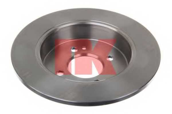 Тормозной диск NK 203539 - изображение