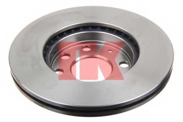 Тормозной диск NK 203608 - изображение 1