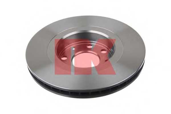 Тормозной диск NK 203613 - изображение 1