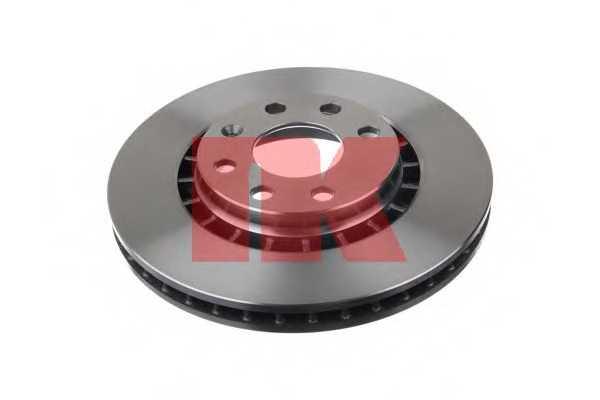 Тормозной диск NK 203613 - изображение