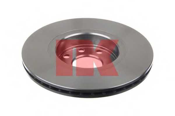 Тормозной диск NK 203617 - изображение 1