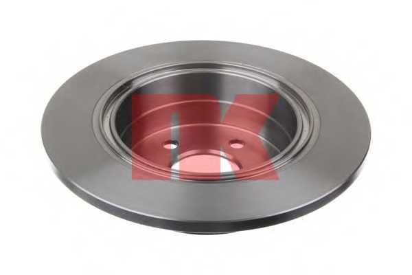 Тормозной диск NK 203621 - изображение 1