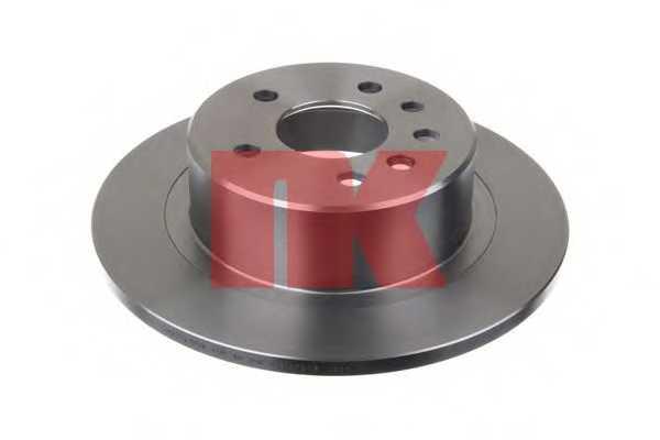 Тормозной диск NK 203621 - изображение