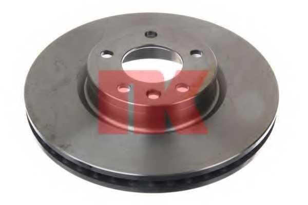 Тормозной диск NK 203622 - изображение 1