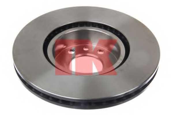 Тормозной диск NK 203622 - изображение