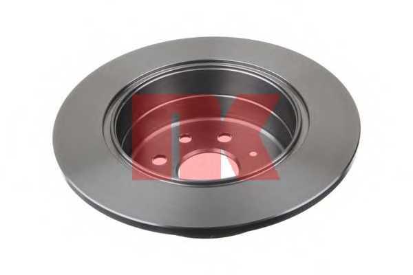 Тормозной диск NK 203623 - изображение 1