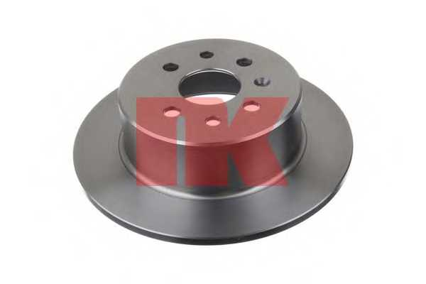 Тормозной диск NK 203623 - изображение