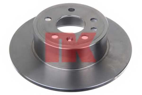 Тормозной диск NK 203624 - изображение 1