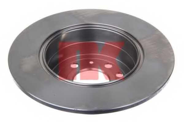 Тормозной диск NK 203624 - изображение