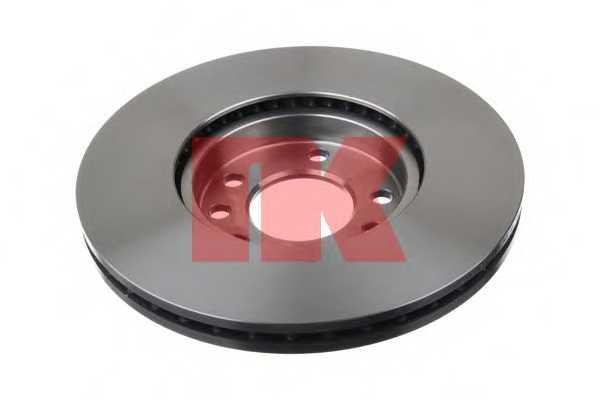 Тормозной диск NK 203625 - изображение 1