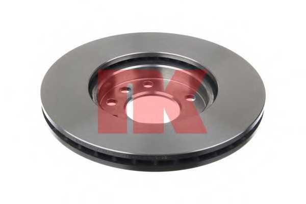 Тормозной диск NK 203630 - изображение 1