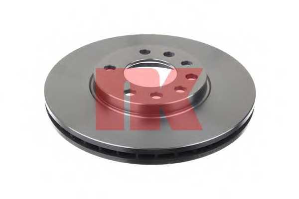 Тормозной диск NK 203630 - изображение