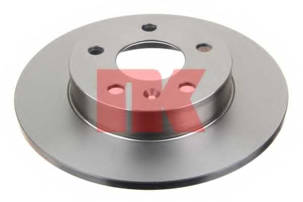 Тормозной диск NK 203631 - изображение 1