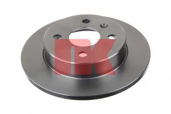 Тормозной диск NK 203633 - изображение