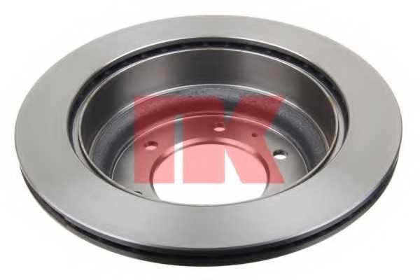 Тормозной диск NK 203635 - изображение 1