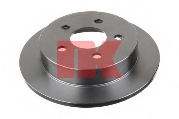 Тормозной диск NK 203636 - изображение 1