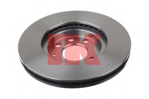 Тормозной диск NK 203637 - изображение 1