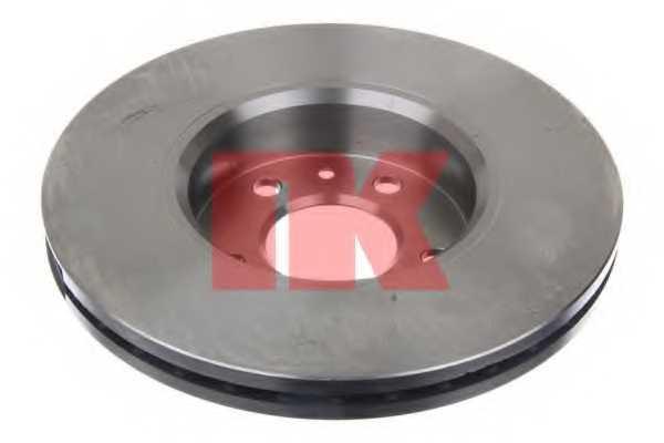Тормозной диск NK 203639 - изображение 1