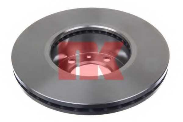 Тормозной диск NK 203644 - изображение 1