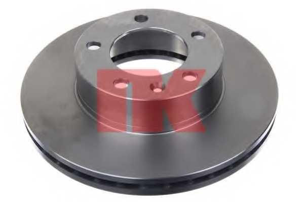 Тормозной диск NK 203644 - изображение