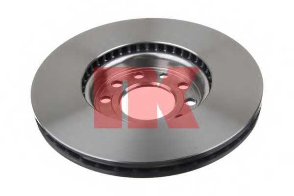 Тормозной диск NK 203645 - изображение 1