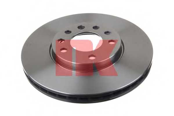Тормозной диск NK 203645 - изображение