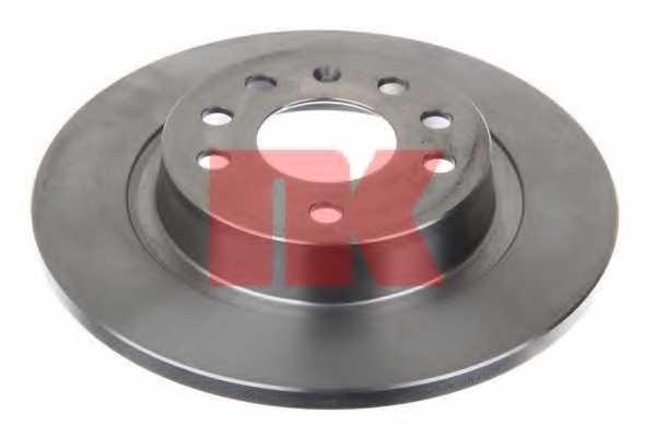 Тормозной диск NK 203646 - изображение 1
