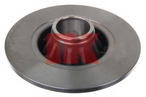 Тормозной диск NK 203647 - изображение 1